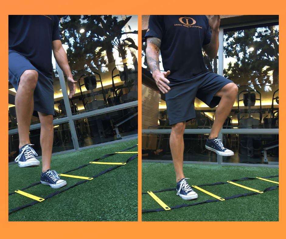 combination exercises strength and plyometric workout to run faster